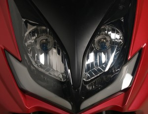 800electric scooter motorcycle headlight led