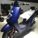 Fashionable Design E Bike from China Electric Scooter supplier QS-JS2