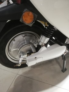 1200W 60V 20AH Electric Motorcycle/Scooter Made by Chinese Electric Bike Supplier